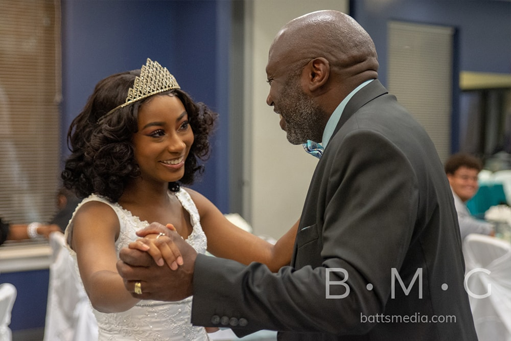 Debutante Jamilla Dorsey | San Antonio Event Photography | Batts Media Group | San Antonio Photography & Videography